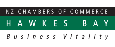 The Hawkes Bay Chamber of Commerce logo