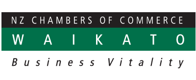 Waikato Chamber of Commerce logo