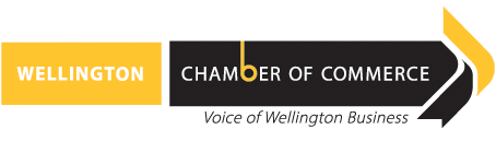 Wellington Chamber of Commerce logo